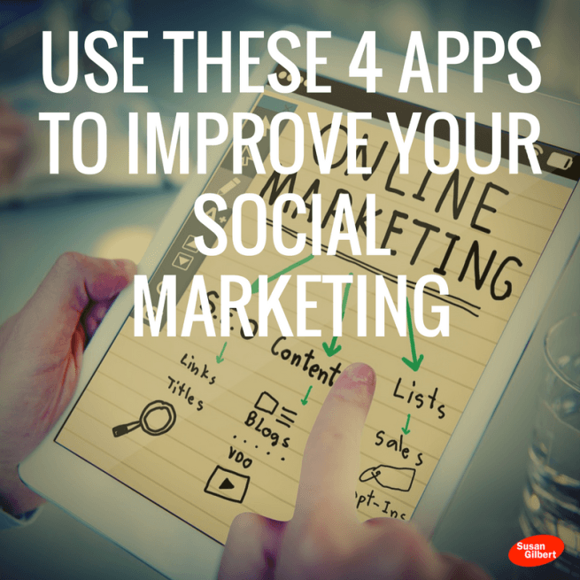 Social Marketing Strategy Apps