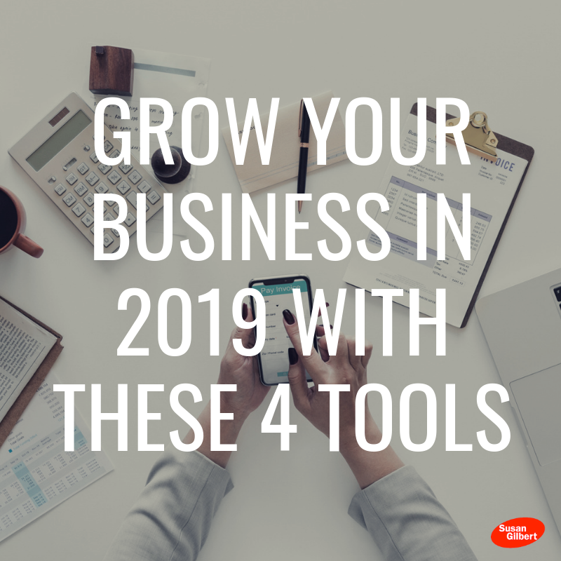 Tools to Help Kick Start Your Business in the New Year